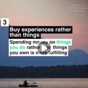 Zeven dingen die je kunt doen om gelukkig te zijn